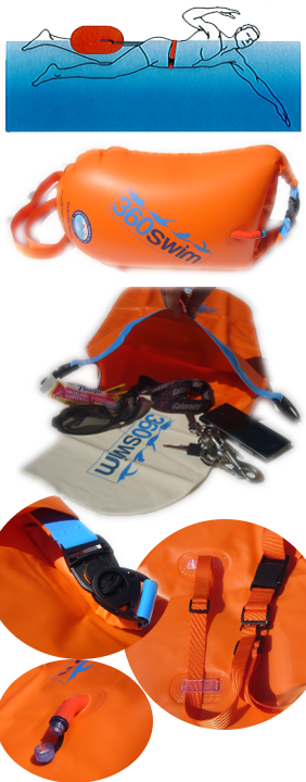 Safer Swimmer Float from ISHOF in Europe